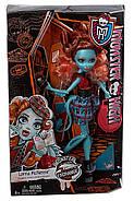 Monster High Lorna McNessie Monster Exchange Кукла Монстер Хай Лорна МакНесси серия Монстры по обмену, фото 2