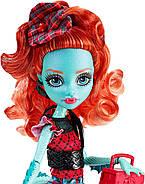 Monster High Lorna McNessie Monster Exchange Кукла Монстер Хай Лорна МакНесси серия Монстры по обмену, фото 3