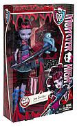 Джейн Булитл Базовая с питомцем Кукла Монстер Хай Monster High Jane Boolittle Doll, фото 2