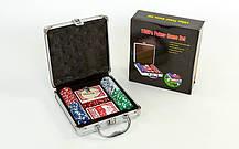 Покерный набор 100 фишек IG-2470, фото 2