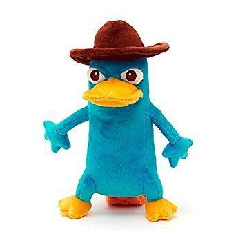 Мягкая игрушка Disney Финес и Ферб Агент Перри Perry12 см