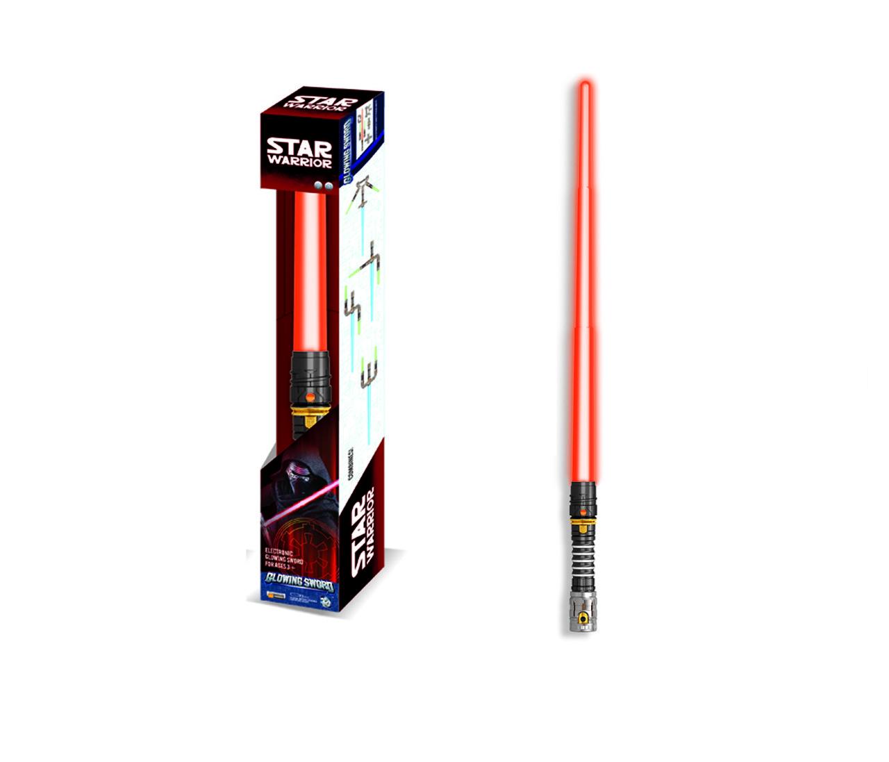 Световой меч Star Wars (красный)