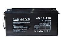 Аккумуляторная батарея AD12-150 AGM