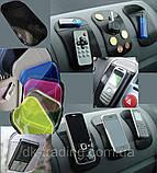Нано-коврик антискользящий в авто NANO, Pad Anti-Slip purple (фиолетовый), фото 3