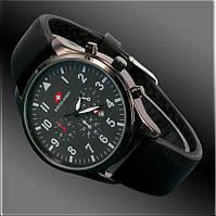 Часы мужские Swiss Army STORM black (черный), фото 1