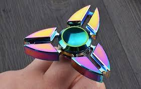 Спиннер Fidget Toy вертушка Chameleon Nipper