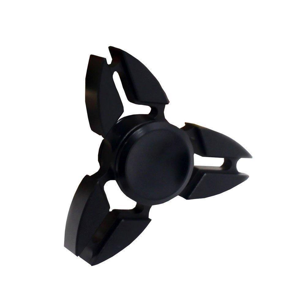 Спиннер-вертушка Hand Spinner Fidget Toy Nipper black