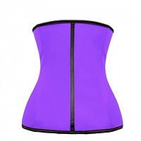 Утягивающий корректирующий корсет Sculpting Clothes Фиолетовый (pr000222)