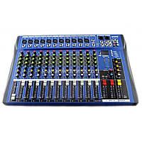 Аналоговый Аудио микшер Yamaha Mixer 12USB\ CT12 12 канальный
