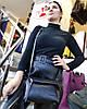Сумка женская Tony Bellucci черная, флотар Кожаная  S-0-230, фото 5