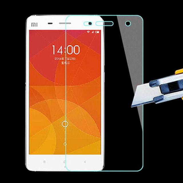 """Защитное стекло для Xiaomi Mi4 5"""""""