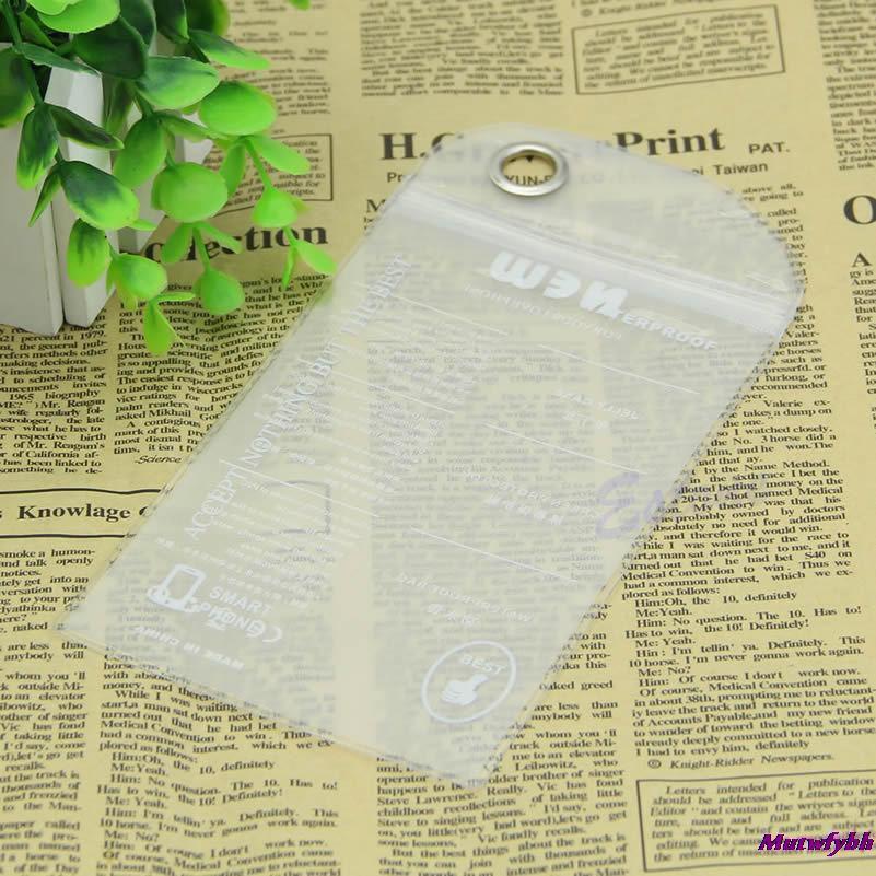 Чехол влагозащитный  SwimPhone  white