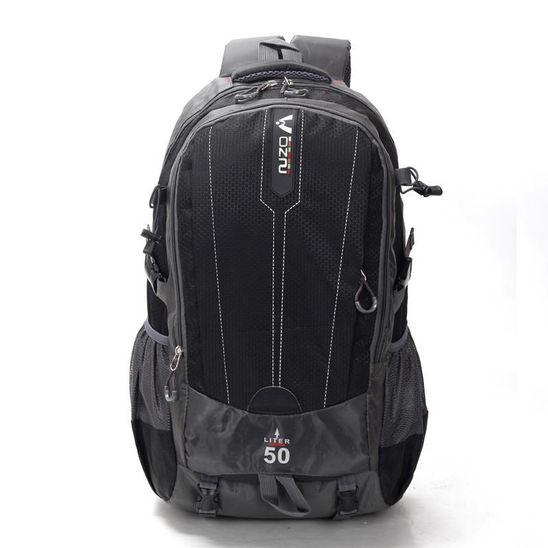 Рюкзак походный Ozon 50L black