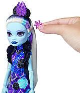 Monster High Party Ghouls Abbey Bominable Doll Кукла Монстер Хай Эбби Боминейбл Вечеринка монстров, фото 4