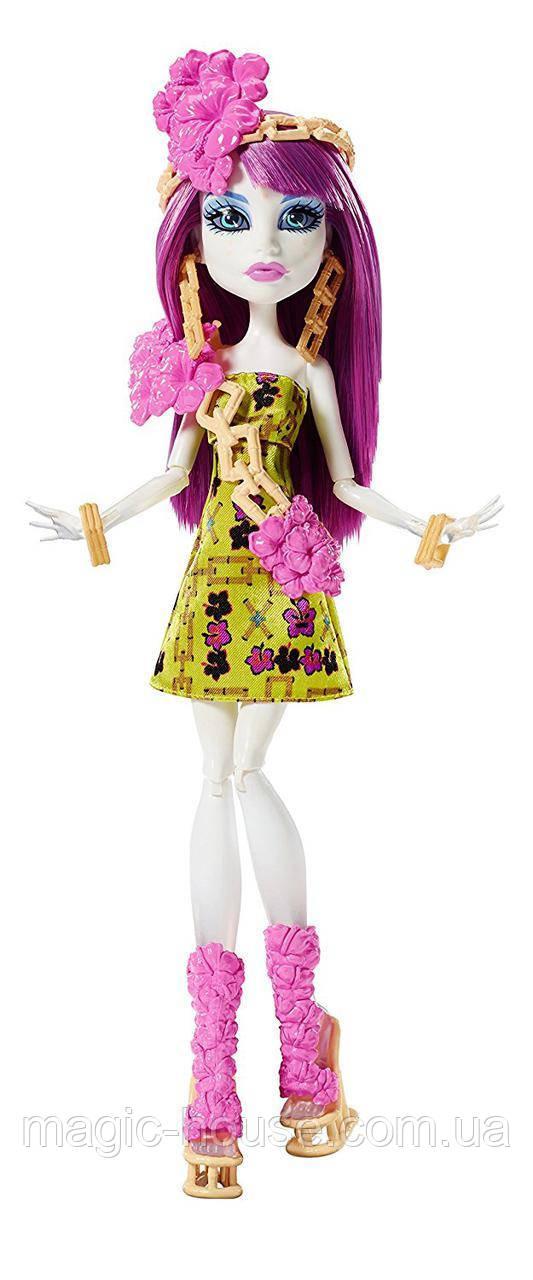 Кукла Монстер Хай Спектра Вондергейст Монстры на Отдыхе Monster High Ghouls Getaway Spectra Vondergeist Doll