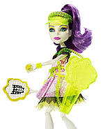 Кукла Монстер Хай Спектра Вондергейст Спорт Монстров Monster High Spectra Vondergeist Ghoul Sports Doll, фото 3