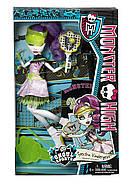 Кукла Монстер Хай Спектра Вондергейст Спорт Монстров Monster High Spectra Vondergeist Ghoul Sports Doll, фото 4