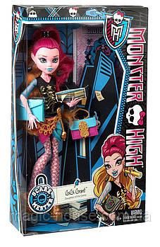 Monster High New Scaremester Gigi Grant Doll Кукла Монстер Хай Джиджи Грант Новый Скарместр