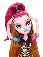Monster High New Scaremester Gigi Grant Doll Кукла Монстер Хай Джиджи Грант Новый Скарместр, фото 4