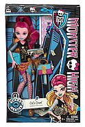 Monster High New Scaremester Gigi Grant Doll Кукла Монстер Хай Джиджи Грант Новый Скарместр, фото 5