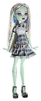 Лялька Монстер Хай Френкі Штейн Вона жива Monster High Ghoul's Alive Frankie Stein Doll
