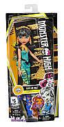 Кукла Монстр Хай Клео де Нил Первый день в школе Monster High Signature Look Core Cleo De Nile Doll, фото 4