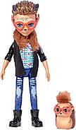 Кукла Энчантималс Еж Хиксби и друг ежик Поинтер Enchantimals Hixby Hedgehog with Pointer hedgehog friend, фото 3