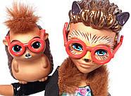 Кукла Энчантималс Еж Хиксби и друг ежик Поинтер Enchantimals Hixby Hedgehog with Pointer hedgehog friend, фото 4