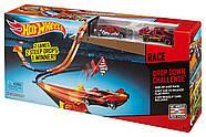 Трек Хот Вилс Двойной спуск Hot Wheels Drop Down Challenge Track Set, фото 7