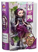 Рэйвен Квин Базовая первый выпуск Кукла Эвер Афтер Хай Ever After High Raven Queen Doll, фото 6