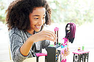 Игровой набор Дракулаура и Кафе Крипатерия  Monster High Beast Bites Cafe Draculaura Doll & Play, фото 3