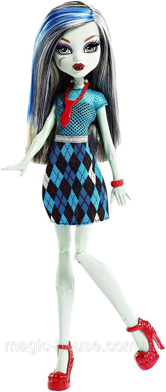 Кукла Монстер Хай Фрэнки Штейн Школа монстров  Monster High Frankie Stein