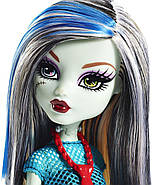Кукла Монстер Хай Фрэнки Штейн Школа монстров  Monster High Frankie Stein, фото 2