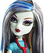 Frankie Stein Monster High Кукла Монстер Хай Фрэнки Штейн Школа монстров, фото 4