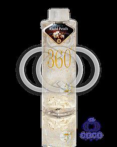 Гель-сыворотка с жидким золотом и лепестками магнолии Gold Petals 360