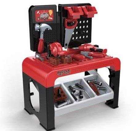Игровой столик с набором инструментов Repair Tool, 46 дет