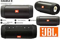 Портативная колонка JBL Charge 2 Золотая Bluetooth,AUX,MicroSD, фото 1