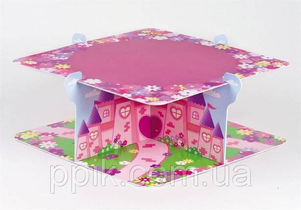 Подставка под торт Замок, фото 2