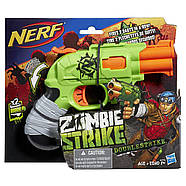 Бластер Двойной Удар НерфЗомби страйк Nerf Zombie Strike Doublestrike, фото 2