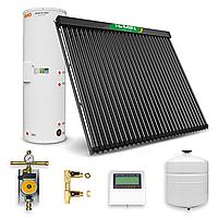 Комплект оборудования для ГВС 300 л на солнечном коллекторе U-pipe HiMin