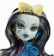 Кукла Фрэнки ШтейнПутешествие вСкариж Monster HighTravel Scaris Frankie Stein, фото 3