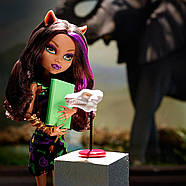 Monster High Причудливые Поездки Клодин Вульф Freaky Field Trip Clawdeen Wolf, фото 3