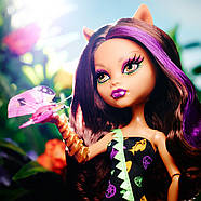 Monster High Причудливые Поездки Клодин Вульф Freaky Field Trip Clawdeen Wolf, фото 4