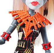 Кукла Монстер Хай МяулодияМонстры на каникулах Monster High Ghouls' Getaway Meowledy, фото 5