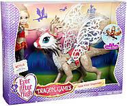 Набор Ever After High Эппл Уайт и дракон Брэбёрн Dragon Games Apple White Doll and Braebyrn Dragon, фото 5