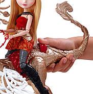 Набор Ever After High Эппл Уайт и дракон Брэбёрн Dragon Games Apple White Doll and Braebyrn Dragon, фото 6