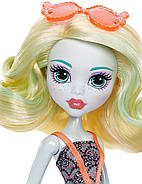 Набор кукол Monster HighЛагуна Блю и сестра Келпи Блю Monster Family Lagoona Blue and Kelpie Blue, фото 6