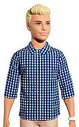 Кукла Barbie Кен Модник Ken Fashionistas Preppy Check, фото 6