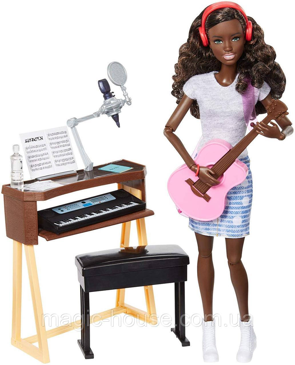 Игровой набор BarbieМузыкантMusician Playset