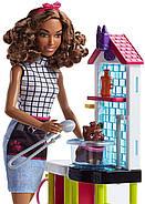 Кукла Barbie Салон для питомцев Pet Groomer, фото 3